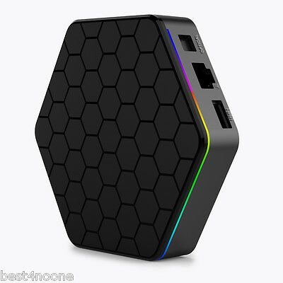 Sunvell T95Z Plus TV Box Amlogic S912 Android WiFi Octa Core 2GB+16GB UK
