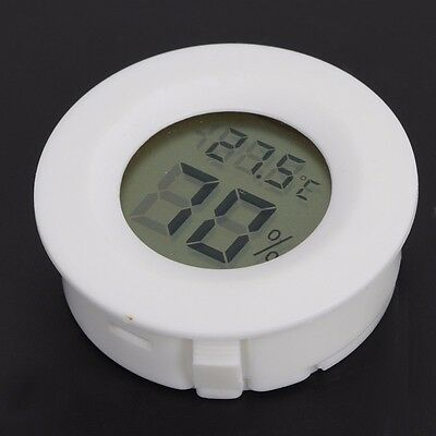 LCD Digital Thermometer Hygrometer Humidity Electric Temperature Meter Indoor