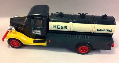 VINTAGE 1982 / 1983 THE FIRST HESS TANKER TOY TRUCK Green Replica