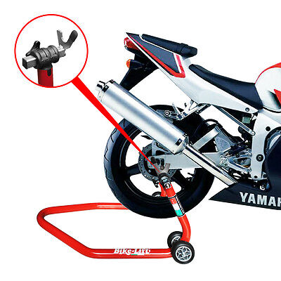 CAVALLETTO POSTERIORE (Rear Stand) BIKE LIFT - YAMAHA YZF R6 (1999-2002) - RS17