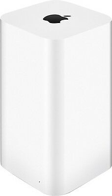 Apple-AirPort Time Capsule 2TB Wireless Hard Drive Wi-Fi Base Station ME177LL/A