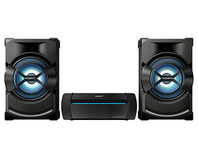 Sony SHAKE-X1D High Power Party Audio System
