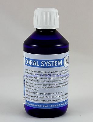 Coral System 4 Coloring Agent 4   500ml Korallenzucht   53,80€/L