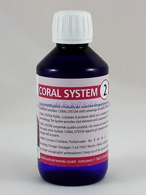 Coral System 2 Coloring Agent 2   500ml Korallenzucht   53,80€/L