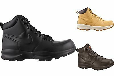 Nike Men's Manoa Leather Boots Winter Boots NEW!! NEW COLORS!!