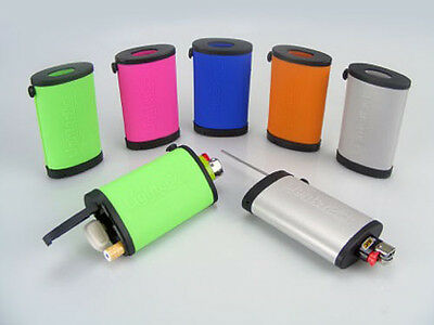 Waterproof Dugout w/ Pipe, Pick and Space for a Lighter! - 4 Colors Available