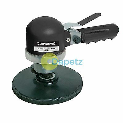 "Heavy Duty 6"" 150mm Air Orbital Sander Dual Action Sander Polisher"