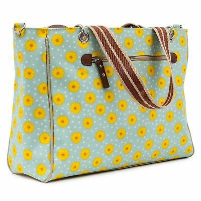 Pink Lining Bramley Tote Sunflowers Sac À Langer
