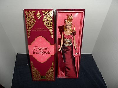 Exotic Intrigue 2004 Barbie Doll - NRFB