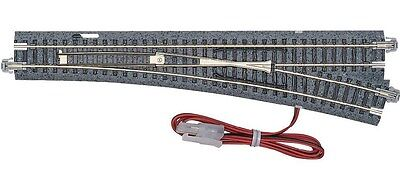 Kato N Scale Unitrack Electric Turnout #6 Right (1 Pc) New 20-203