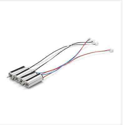 4X Chaoli CL 820 8.5x20mm Coreless Motor for 90mm-150mm DIY Micro FPV RC Quadcop