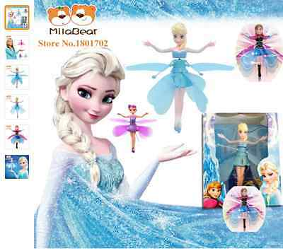 Frozen Princess Flying Elsa Toys Electronic Toys