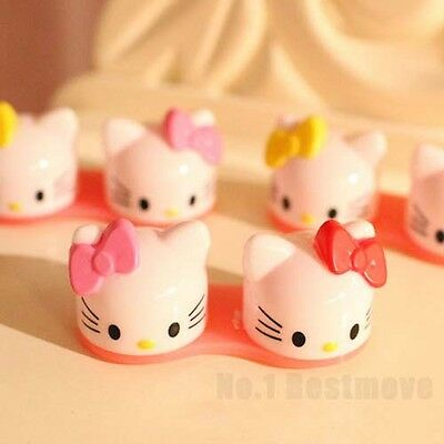 Cute 3D Cartoon KT Contact Lens Case