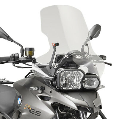 Cupolino [Givi] - Bmw F 700 Gs (2013-2016) - Cod.5107Dt+D5107Kit