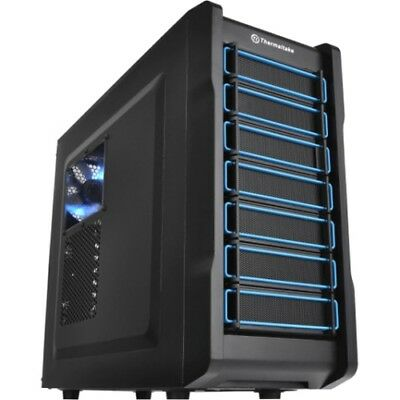 NEW Thermaltake CA-1A3-00M1WN-00 Chaser A21 Mid-Tower Chassis Computer Case Mid