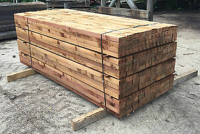 4 x 2 (100 x 47mm) 2.4m (8ft) Length Timber, Tanalised, Pressure Treated