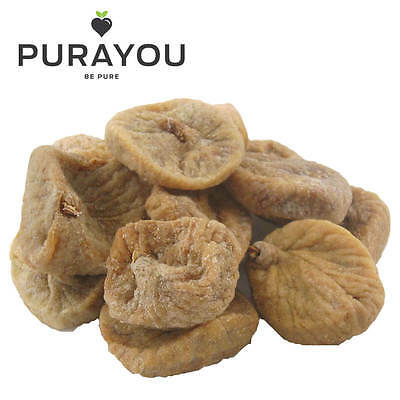 Snacking Dried Figs 375g - Free UK Shipping