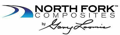 North Fork Composites IM Saltwater Fishing Rod Blanks - Select Length/Power