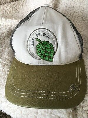 Craft Beer Mesh SnapBack Trucker Hat Baseball Cap Beer Hat Drinking Cap 1  ... 934d73661950