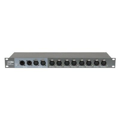 Showtec DB-1-8 8-Kanal DMX Splitter / Booster