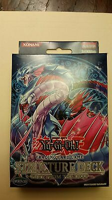 Yu-Gi-Oh Fury from the Deep 1st EDITION Structure Deck new in GEM MINT condition