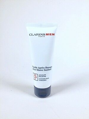 CLARINS MEN After Shave Soother 2.7 oz/75ml NEW Sealed