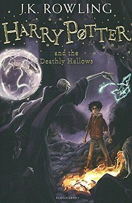 Harry Potter and the Deathly Hallows 7/7 ( - PB Book - Brand New