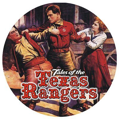 Tales of the Texas Rangers - 94 Old Time Radio Shows  mp3 + Free Sampler CD