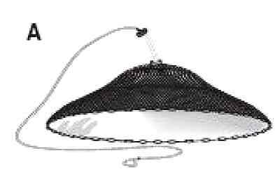 South Bend Monofilament Cast Net 4ft Diameter Fishing Bait Camping Boating