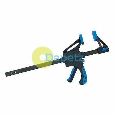 Quick Clamp Heavy Duty - 300mm Strong Quick Release Spreading Woodwork Caprentry