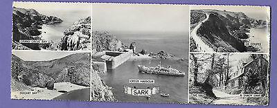 Sark Channel Islands Panoramic Original Old Real Photo Postcard Rt