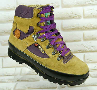 AKU AIR 8000 Gore-Tex Womens Hiking Walking Leather Ankle Boots Size 7 UK 41 EU