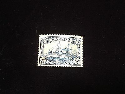 Samoa Scott #67 Mint NH Under German Dominion