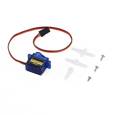 5/10 X SG90 9G Micro Servo Motor RC Robot Arm Helicopter Airplane Remote Control