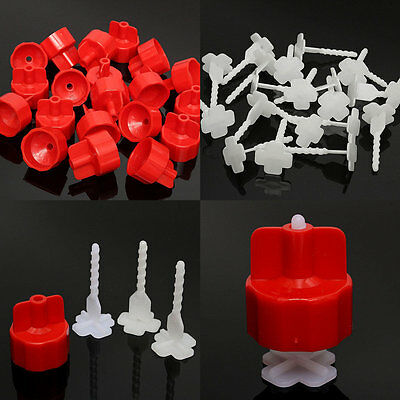 1/50/100 Spacer Flooring Level Lippage Tile Leveling Spacer System Construction