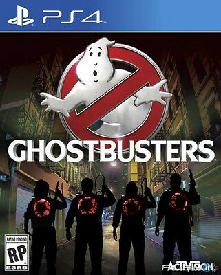 Ghostbusters Video game For Sony PS4 Games Console Brand New Sealed Uk