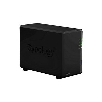 MIT SYNOLOGY DS216play NAS 2bay Disk Station