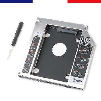 Boitier Caddy Support Ajout Disque Dur/ssd Macbook Pro