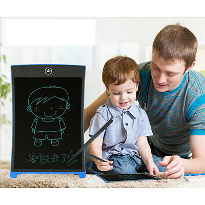"""Boogie Board Jot 8.5"""" LCD Paperless Pads eWriter Writing Tablet Boards & Stylus"""