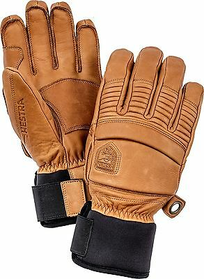 Hestra Army Leather Fall Line Gloves Mens Unisex Warm Winter Ski Snowboard New