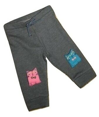 Next Girls Outfit Set Top Leggings Cat Detail Baby 6-9 Months BNWT Mouse T Shirt