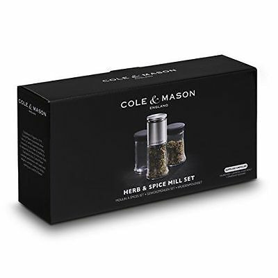 Cole & Mason Kingsley Herb and Spice Mill Gift Set