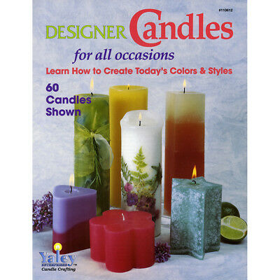 Yaley Books Designer Candles for all Occasions YA-612