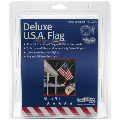 Deluxe Usa Flag 3'X5' R333