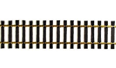 4 straight Brass track Gauge 2 (64mm), Length 300 mm Garden railway