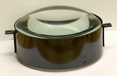 "Lens for Opaque Projector - 1-5/8"" x 4-1/2"" Metal Assembly"