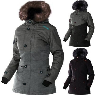 FXR Svalbard Womens Snowmobile Sled Coats Snowsuits Jackets Skiing Parkas
