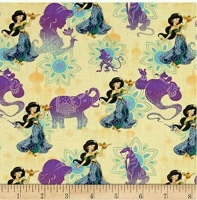 Aladdin Fabric...*new*..dont Pay $28....free Post...