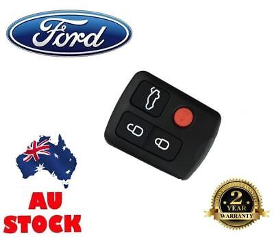 4 Button Keyless Remote Shell Case Works with Ford Territory SX/SY