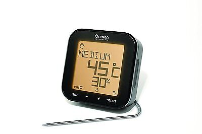 Oregon Scientific AW133 Grill Right Bluetooth BBQ Oven Grill Thermometer